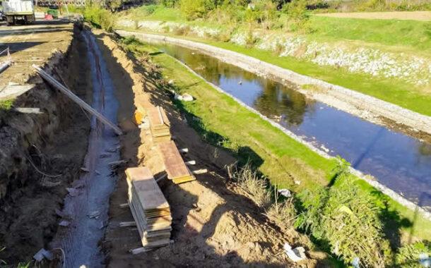 Αποκατάσταση ζημιών που προκλήθηκαν από τον ΙΑΝΟ στο Δήμο Σοφάδων