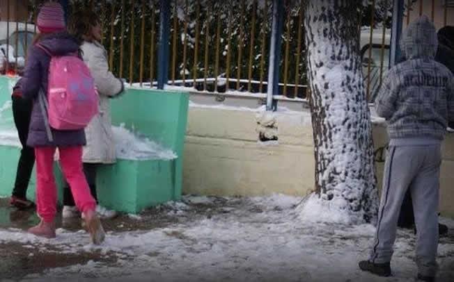 Κλειστά την Τετάρτη τα σχολεία – Κανονικά οι παιδικοί σταθμοί στο Δήμο Καρδίτσας