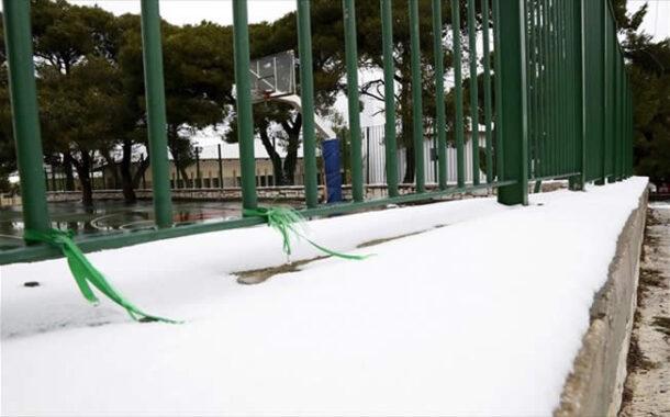 Κλειστά και αύριο Τρίτη όλα τα σχολεία στο Δήμο Πύλης