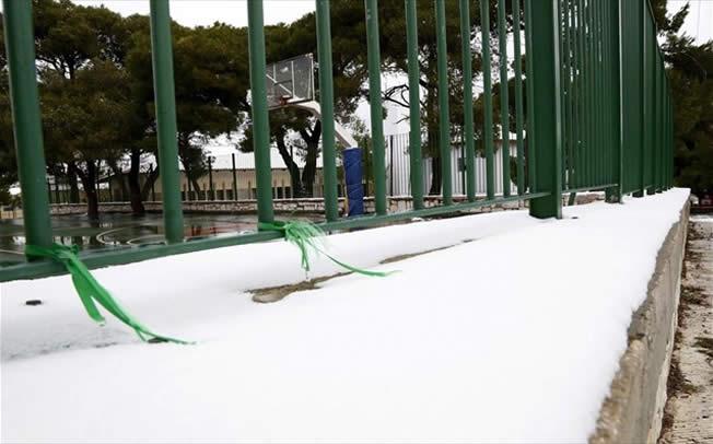 Δήμος Λίμνης Πλαστήρα: Κλειστά αύριο Το Δημοτικό σχολείο και το Νηπιαγωγείο στο Κρυονέρι