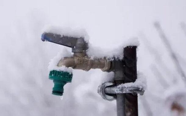 ΔΕΥΑ Σοφάδων: Ιδιαίτερη προσοχή στις παροχές ύδρευσης - Σε 24ωρη επιφυλακή λόγω χαμηλών θερμοκρασιών
