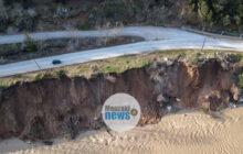 Νέες καταστροφές από τα έντονα καιρικά φαινόμενα στον Δήμο Μουζακίου (video)