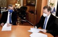 Υπεγράφη η προγραμματική σύμβαση για το Διαχειριστικό Σχέδιο Βόσκησης της Περιφέρειας Θεσσαλίας