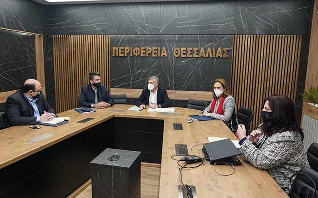 Αυξημένο από τα 378 εκατ. στα 524 εκατ. ευρώ το νέο ΕΣΠΑ Θεσσαλίας 2021-2027