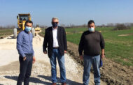 Σε εξέλιξη έργα αγροτικής οδοποιίας στη Δ.Ε Σοφάδων