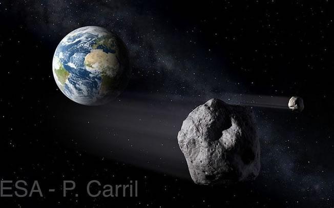 Αυτό μας έλειπε! Δυνητικά επικίνδυνος αστεροειδής θα πλησιάσει τη γη τον Μάρτιο