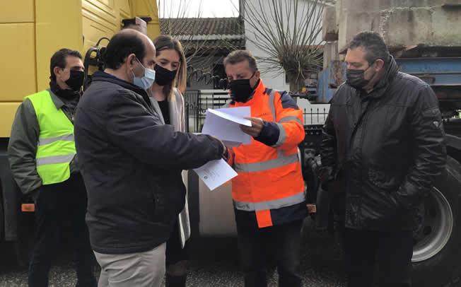 Δήμος Μουζακίου: Παραδόθηκαν τα κοντέινερς στους πληγέντες από τον «Ιανό»