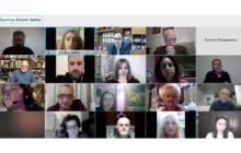 Με μεγάλη επιτυχία πραγματοποιήθηκε η Διαδικτυακή Ημερίδα που συνδιοργάνωσαν ο Δήμος Αργιθέας και το Παράρτημα Αντικαρκινικής Καρδίτσας