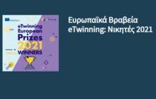 1ο Ευρωπαϊκό Βραβείο eTwinning 2021: Το 20o Νηπιαγωγείο Καρδίτσας στην κορυφή της Ευρώπης!