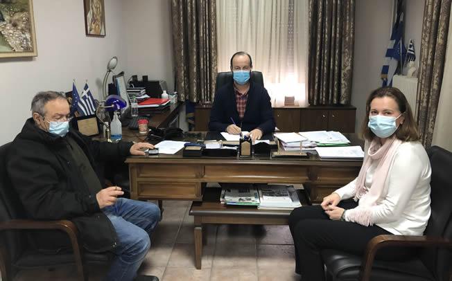 Δήμος Μουζακίου: Υπεγράφη η σύμβαση για την ενεργειακή αναβάθμιση του Γενικού Λυκείου Μουζακίου