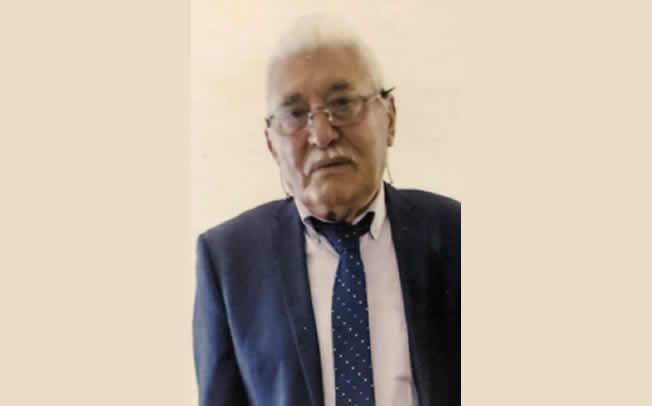 Έφυγε από τη ζωή σε ηλικία 81 ετών ο Κωνσταντίνος Καλλιώρας