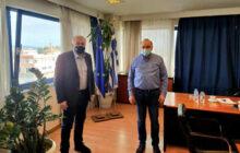 ΣυνάντησηΠροέδρου της ΠΕΔ Θεσσαλίας με τον συντονιστή της Αποκεντρωμένης Διοίκησης Θεσσαλίας – Στερεάς Ελλάδας
