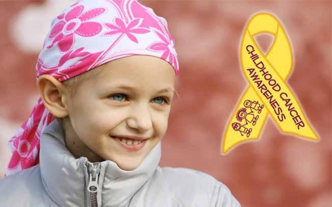 Παγκόσμια Ημέρα κατά του Καρκίνου της Παιδικής Ηλικίας