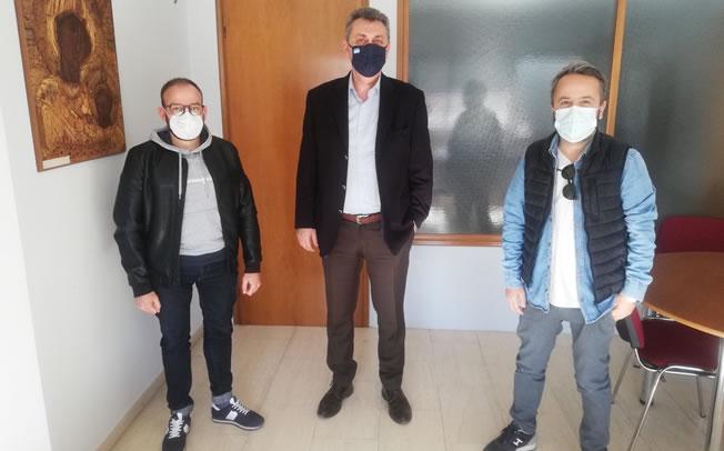 Παρέμβαση Γ. Κωτσού σε Β. Κικίλια για περαιτέρω στελέχωση της Μονάδας Μεσογειακής Αναιμίας του Νοσοκομείου Καρδίτσας!