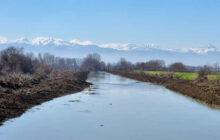 Εργασίες καθαρισμού στον ποταμό Καλέντζη από γέφυρα Κοσκινά έως γέφυρα Μακρυχωρίου
