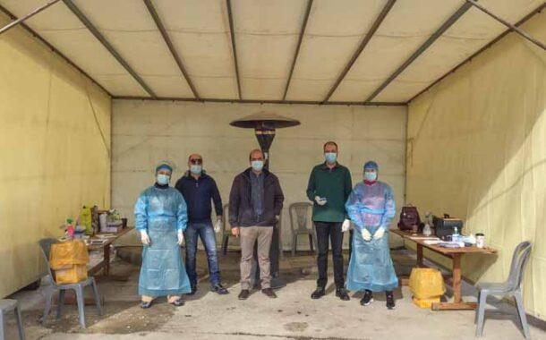 Δήμος Μουζακίου: Αρνητικά όλα τα rapid tests στο Μουζάκι