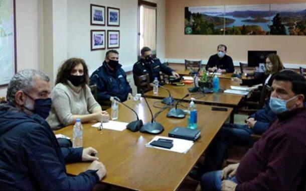 Έκτακτη Σύσκεψη του Σ.Ο.Π.Π. Δήμου Λίμνης Πλαστήρα