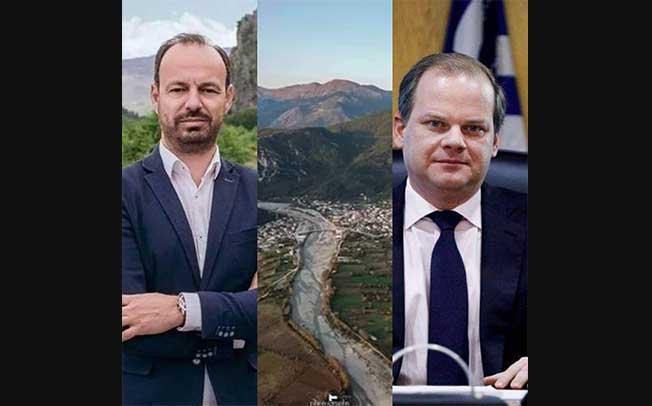 Πρωταγωνιστής ο Δήμος Μουζακίου στα έργα που ενέκρινε ο Υπουργός Μεταφορών Κώστας Καραμανλής
