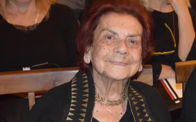 Ψήφισμα του Λαογραφικού Χορευτικού Ομίλου Καρδίτσας «ΚΑΡΑΓΚΟΥΝΑ» για το θάνατο της επίτιμου Προέδρου Μαίρης Θεολόγη