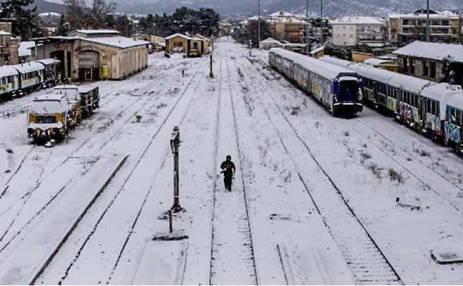 Έκαναν το Λάρισα - Αθήνα σε 11 ώρες με τρένο. Απίστευτη οδύσσεια για επιβάτες