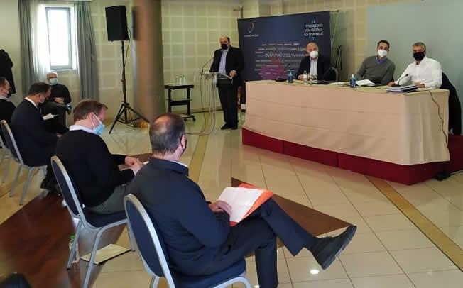 Χρ. Τριαντόπουλος: Με ταχύτατους ρυθμούς οι αποκαταστάσεις και η στήριξη για τον «Ιανό»