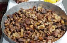 Παραδοσιακές χοιρινές τσιγαρίδες,
