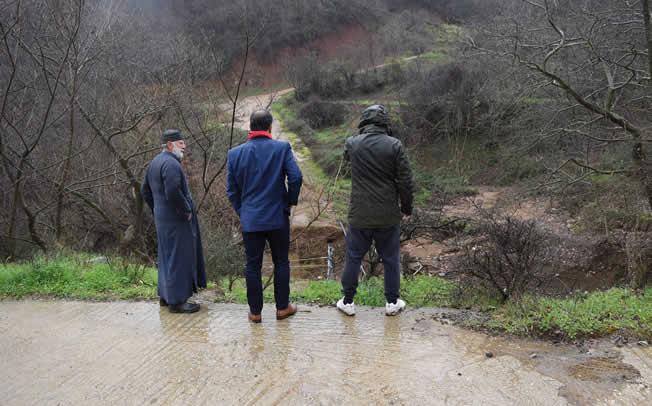 Επισκέψεις του Δημάρχου Καρδίτσας σε Αγ. Γεώργιο, Ξυνονέρι, Κρύα Βρύση και Γεωργικό