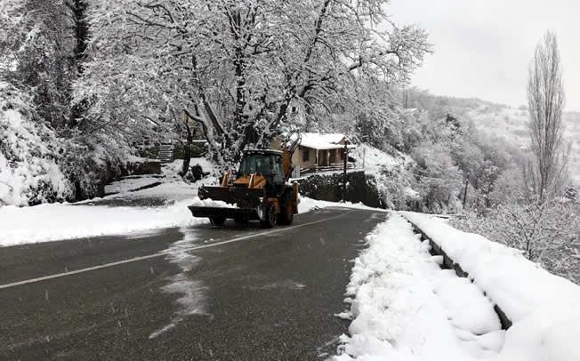 Χωρίς προβλήματα η επέλαση της «Μήδειας» στον Δήμο Μουζακίου