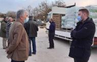 Ο Δήμος Αργιθέας εμπράκτως στο πλευρό των συμπολιτών που δοκιμάζονται από τις συνεχείς σεισμικές δονήσεις