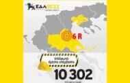 Έλεγχος και διασφάλιση της αδιάλειπτης λειτουργίας του δικτύου διανομής Φυσικού Αερίου της ΕΔΑ ΘΕΣΣ στην Περιφέρεια Θεσσαλίας