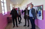 Επίσκεψη στα χωριά του Δήμου Παλαμά που επλήγησαναπό τον σεισμό πραγματοποίησε ο Γιώργος Κωτσός