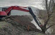 Αποκατάσταση και ενίσχυση αναχωμάτων στον Πορταϊκό Ποταμό με έργο 3 εκατ. ευρώ από την Περιφέρεια Θεσσαλίας